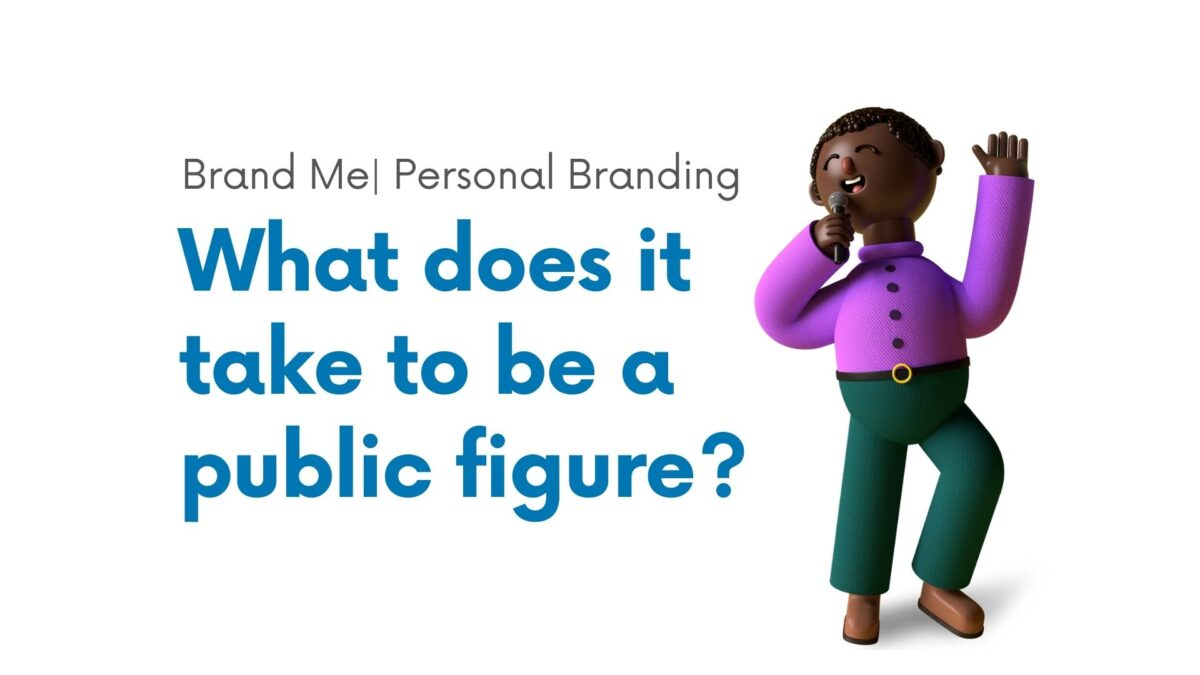 build a personal brand from scratch